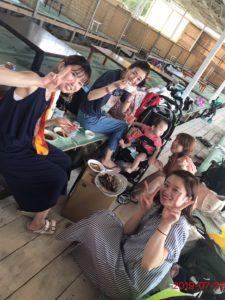 ファミリー会〜海水浴&BBQ編〜